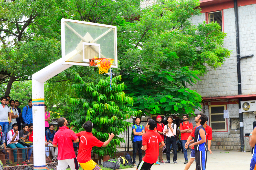 BASKETBALL COMPETITION