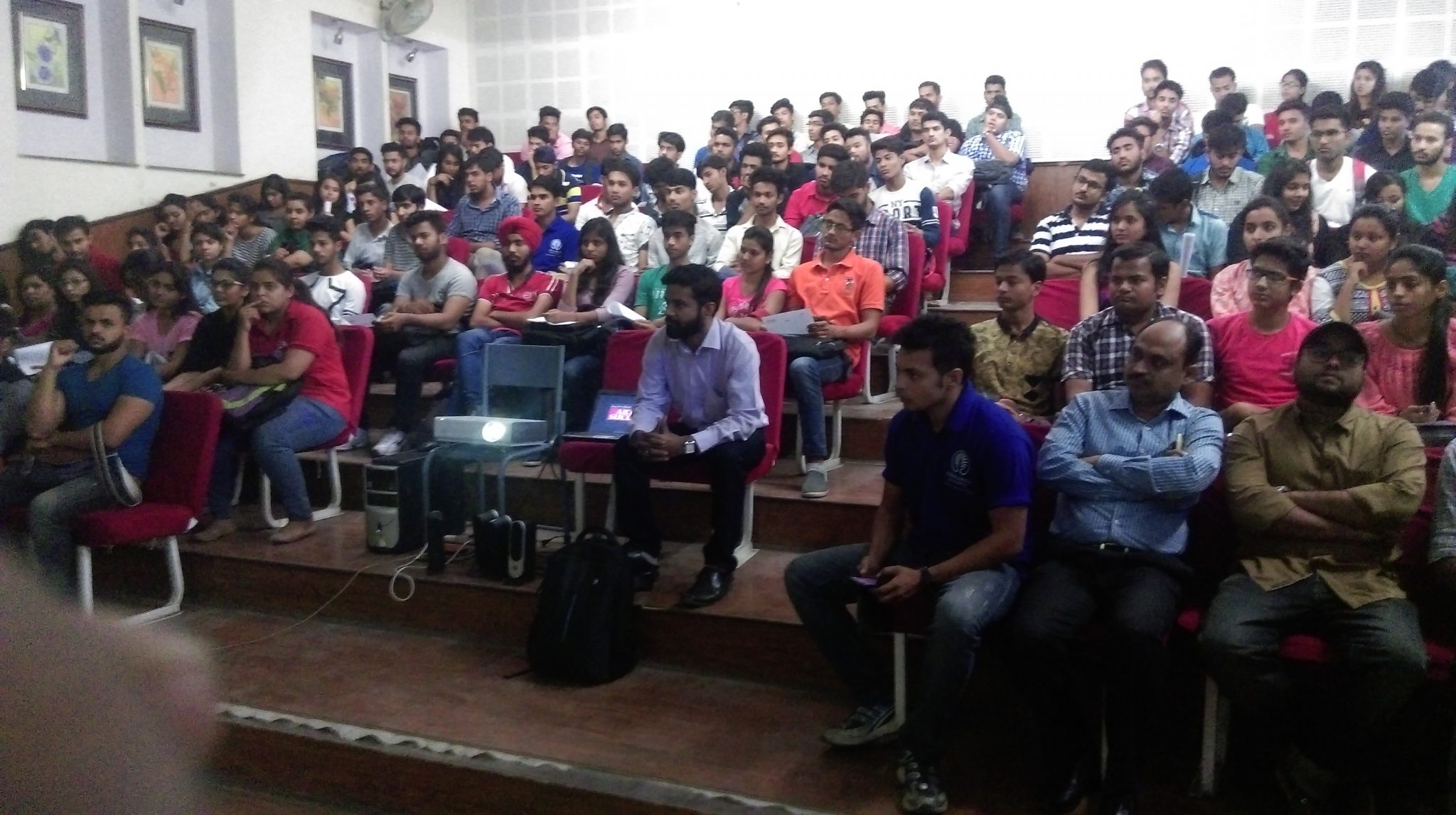 GUEST LECTURES on IAS