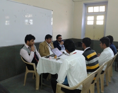 Mahaveer Placement Drive