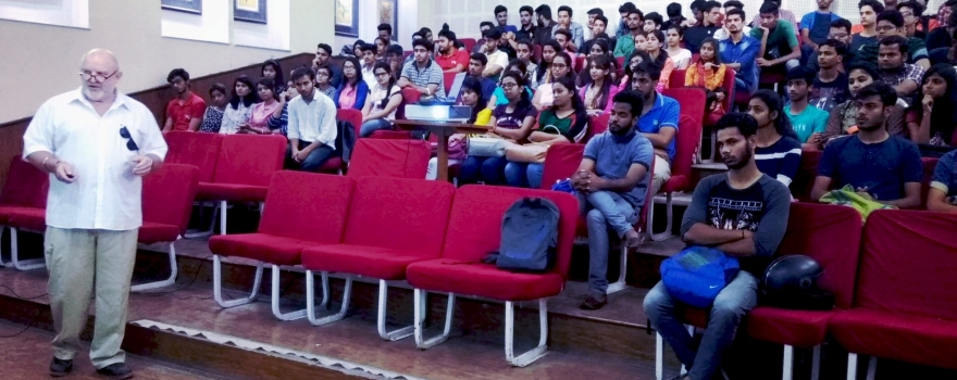 Guest Lecture on Soft Skill